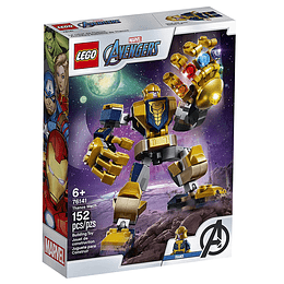 Lego Súper Héroes-Avengers Thanos Mech