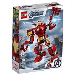 Lego Súper Héroes-Avengers Iron Man Mech