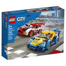 Lego City Autos De Carreras