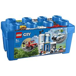 Lego City Caja De Ladrillos: Policía