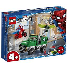 Lego Súper Héroes-Truck 4+