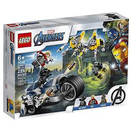 Lego Súper Héroes-Avengers Moto