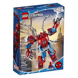 Lego Súper Héroes-Spider Mech