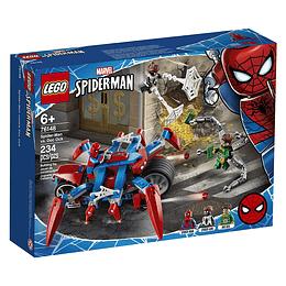 Lego Súper Héroes-Spiderman Moto