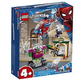 Lego Súper Héroes-La Amenaza De Misterio