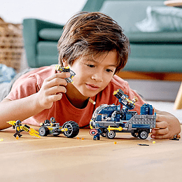 Lego Súper Héroes-Avengers Truck