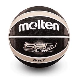 Balón Baloncesto Molten Bgrx7 Negro