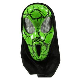 Mascara de Alíen Plástica x 1 Unidad