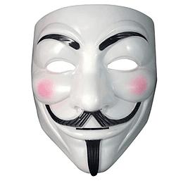 Mascara de Anonimus x 1 Unidad