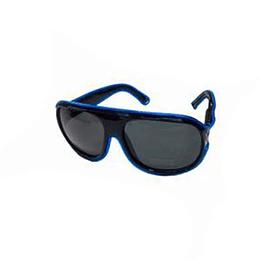 Gafas Led Unicolor Azul X 1 Unidad