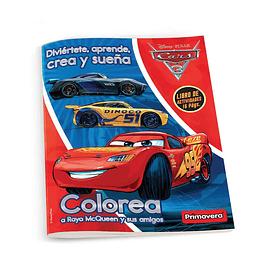 Libro De Actividades Cars