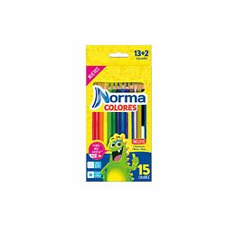 Colores Norma Tradicionales 13+2