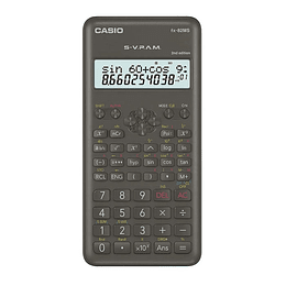 Calculadora cientifica FX-82MS 2nd edicion