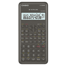 Calculadora científica FX-350MS 2nd edicion