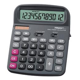 Calculadora truly 12 dígitos