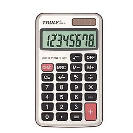 Calculadora truly 8 dígitos