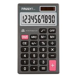 Calculadora truly 10 dígitos