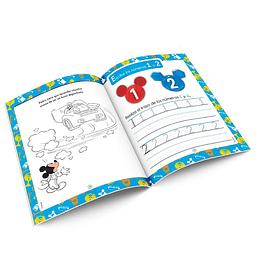 Libro De Actividades Mickey X 64 Páginas
