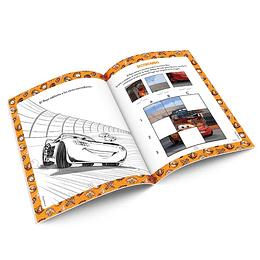 Libro De Actividades Cars 3 X 64 Páginas