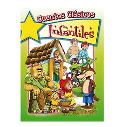 Libro Cuentos Clásicos Infantiles