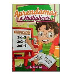 Libro De Trabajo Aprendamos A Multiplicar