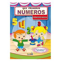 Libro Mis Primeros Números