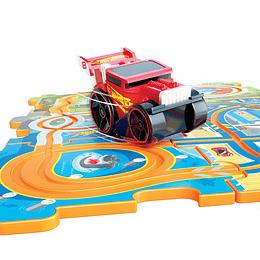 Juego De Circuitos Hotwheels 6 Piezas