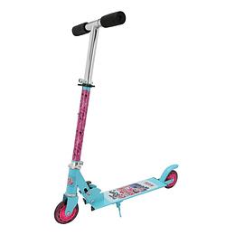 Kids Light Scooter Lol