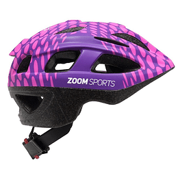 Casco Urban Zoom Niña
