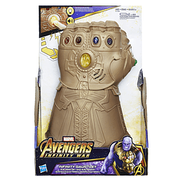 Avengers Infinity Gaunte Thanos