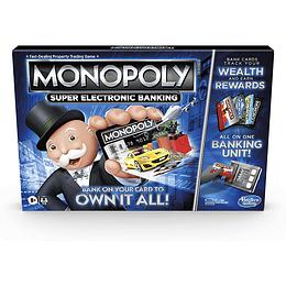 Monopoly Banco Electrónico Rewards