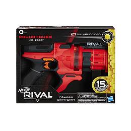 Lanzador rojo Nerf Rival Roundhouse XX-1500