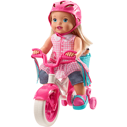 Little Mommy Paseo En Bici