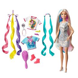 Barbie Peinados De Fantasía