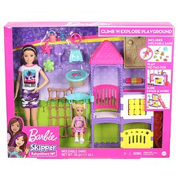 Barbie Skipper Día En El Parque