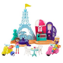 Polly Pocket Aventura En París