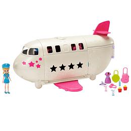 Polly Pocket Mega Jet De Viaje