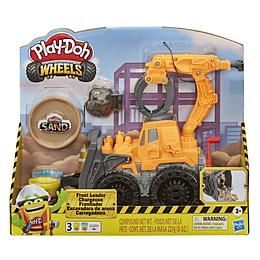 Set Excavadora de Arena Wheels Play-Doh