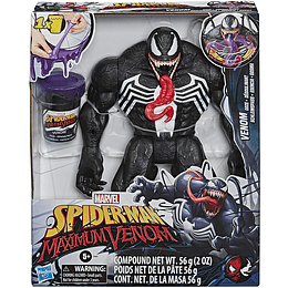Spiderman Venomized Feature Figure
