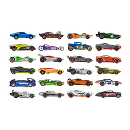Autos Básicos Hot Wheels Surtidos