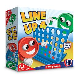 Juegos De Mesa - Line Up 4 Game