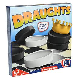 Juegos De Mesa - Draughts Board Game
