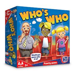 Juegos De Mesa - Who Is Who Game