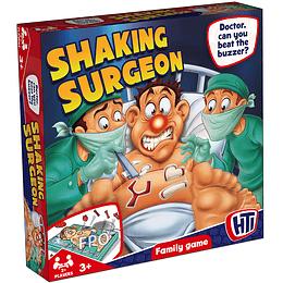 Juegos De Mesa - Shaking Surgeon Game