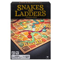 Escaleras Y Serpientes