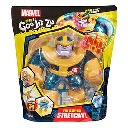 "Goo Jit Zu Héroe Marvel De Lujo Thanos 12"""