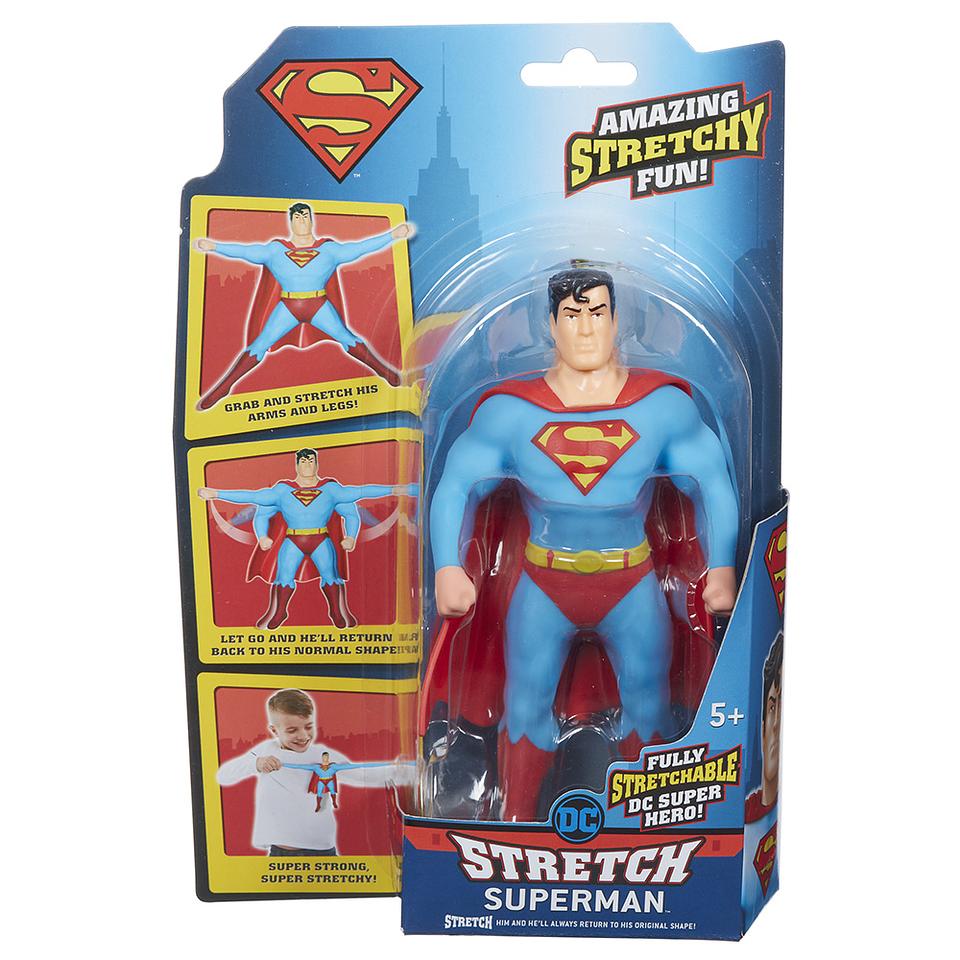 Stretch Dc Comics Mini