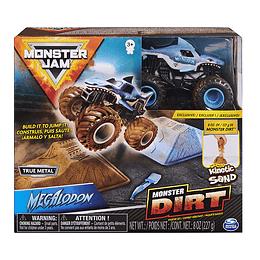 Monster Jam Set De Inicio Kinético
