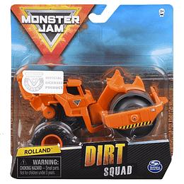Monster Jam Excavadoras