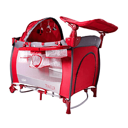 Cuna Corral Traveller RED